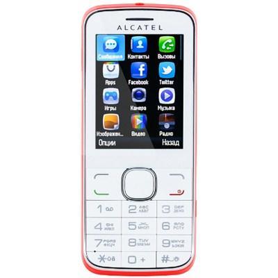 Мобильный телефон ALCATEL ONETOUCH 2005D Coralline (2005D-2GALUA1)