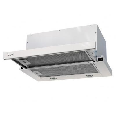 Вытяжка кухонная VENTOLUX Garda 60 WH (1000) IT