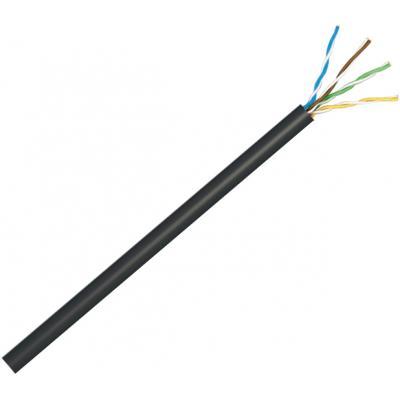 Кабель сетевой OK-Net OC-UTP5e-VN-BOX/500 (КПП-ВП (100) 4х2х0,51)