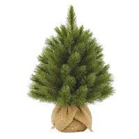 Искусственная сосна Triumph Tree Forest Frosted зеленая 0,45 м (8712799955837)