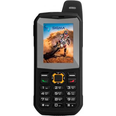 Мобильный телефон Sigma X-treme 3GSM Black (4827798524527)