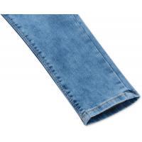 Джинсы Breeze с дырками (20069-134G-blue)