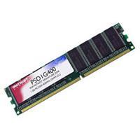 Модуль пам'яті для комп'ютера DDR SDRAM 1GB 400 MHz Patriot (PSD1G400)