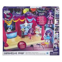 Игровой набор Hasbro My Little Pony Equestria Girls В школе (B6475)