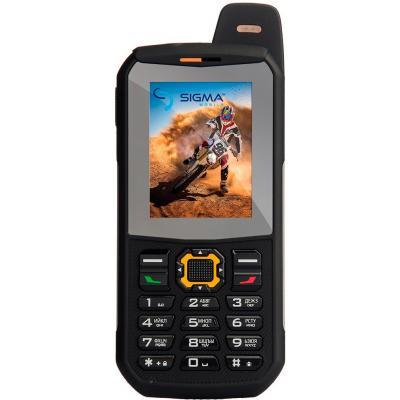 Мобильный телефон Sigma X-treme 3GSM Orange-Black (4827798524510)