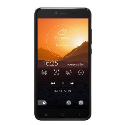 Мобильный телефон Impression ImSmart A504 Black (4894676278070)