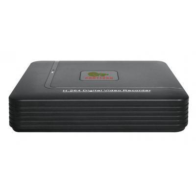 Регистратор для видеонаблюдения Partizan NVD-411 POE v1.0 (81548)