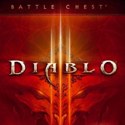 Игра Activision Blizzard Diablo 3. Battle Chest (d3-bc)