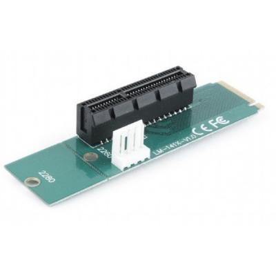 Контроллер PCIe to M.2 GEMBIRD (RC-M.2-01)