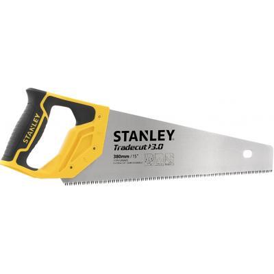 Ножовка Stanley по дереву 380мм 7 TPI TRADECUT (STHT20348-1)