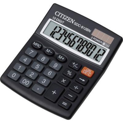 Калькулятор SDC-812BN Citizen (1273)