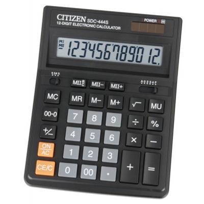 Калькулятор Citizen SDC-444S (1244)
