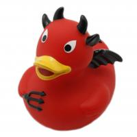 Игрушка для ванной LiLaLu Чёрт утка (L1829)