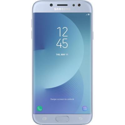 Мобильный телефон Samsung SM-J730F (Galaxy J7 2017 Duos) Silver (SM-J730FZSNSEK)