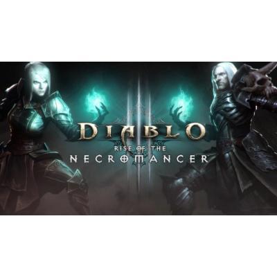 Игра Activision Blizzard Diablo 3: Rise of the Necromancer (d3-necr)