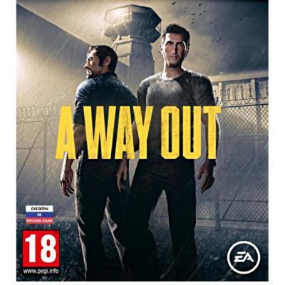 Игра PC A Way Out