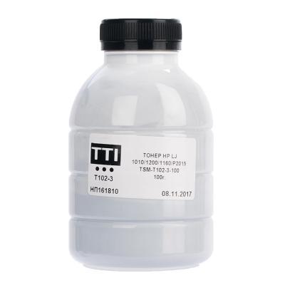 Тонер HP LJ1010/1200/1160/P2015 (100г) TTI (TSM-T102-3-100)