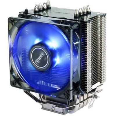 Кулер для процессора Antec A40 Pro Blue LED (0-761345-10923-9)