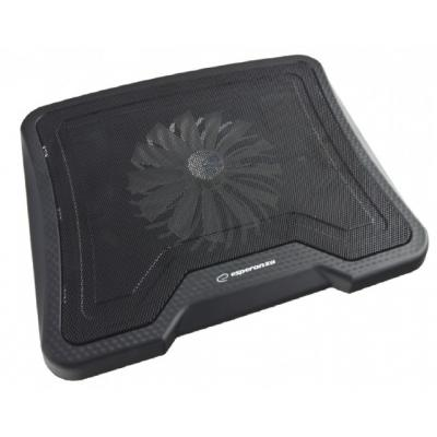 Подставка для ноутбука Esperanza Leste Notebook Cooling Pad all types (EA143)