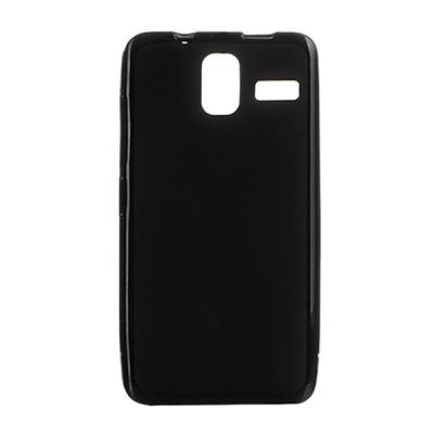 Чехол для моб. телефона Drobak Elastic PU для Lenovo S580 (Black) (216754) (216754)