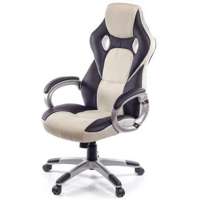 Кресло игровое АКЛАС Антарес PL TILT Белое (07347)