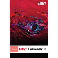ПЗ для роботи з текстом ABBYY FineReader 14 Standard. Лиц. на раб. место (от 5 до 10) ** (FRF14WSEXXPSLNXXA/UA)