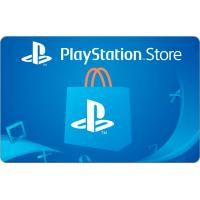 Карта онлайн поповнення SONY Playstation Store пополнения кошелька: Карта оплаты 500 грн (9781516)