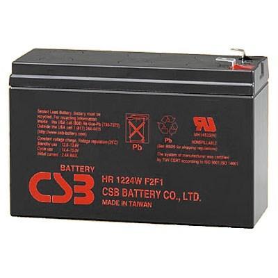 Батарея к ИБП 12В 6.5Ач CSB (HR1224W)