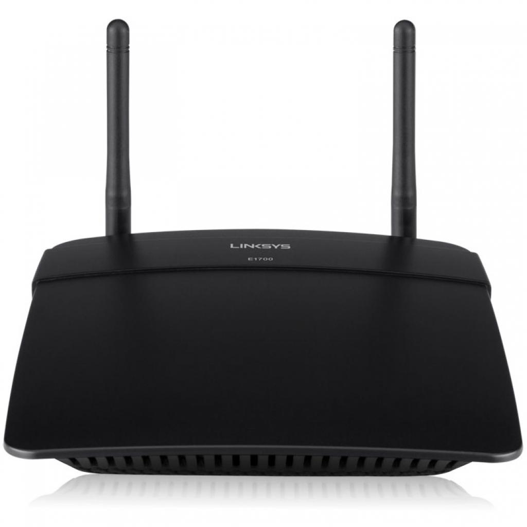 Маршрутизатор Wi-Fi LinkSys E1700