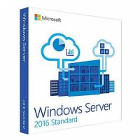 ПЗ для сервера Microsoft Windows Server Standart 2016 x64 English 16 Core DVD (P73-07113)