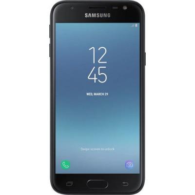 Мобильный телефон Samsung SM-J330 (Galaxy J3 2017 Duos) Black (SM-J330FZKDSEK)