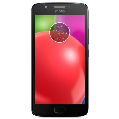 Мобильный телефон Motorola Moto E (XT1762) Metallic Iron Gray (PA750058UA)