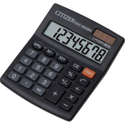 Калькулятор SDC-805BN Citizen (1269)
