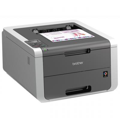 Лазерный принтер Brother HL-3140CW с Wi-Fi (HL3140CWR1)