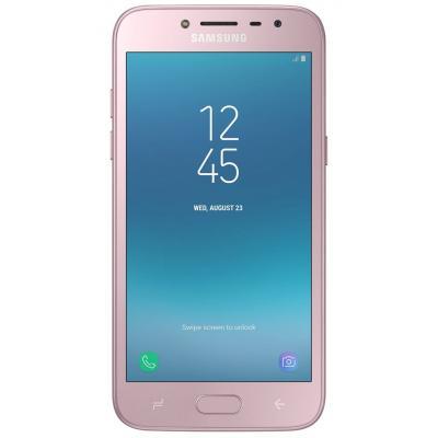Мобильный телефон Samsung SM-J250F (Galaxy J2 2018 Duos) Pink (SM-J250FZIDSEK)