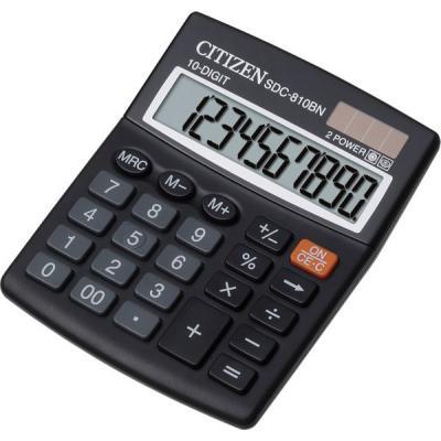 Калькулятор SDC-810BN Citizen (1271)