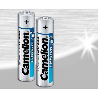 Батарейка Camelion Lithium P7™ FR03 (FR03-BP2)