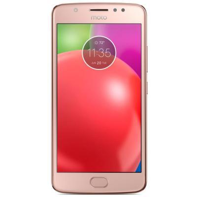 Мобильный телефон Motorola Moto E (XT1762) Metallic Blush Gold (PA750065UA)