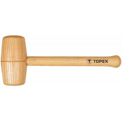 Киянка Topex деревянная, 70 мм (02A057)
