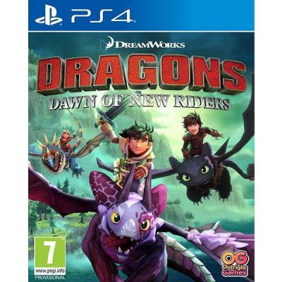 Игра SONY Dragons Dawn of New Riders[PS4, English version] (8031776)