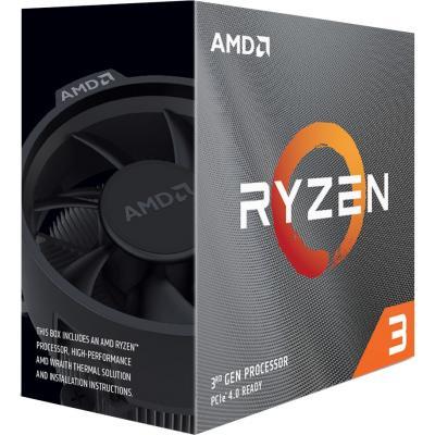 Процессор AMD Ryzen 3 3100 (100-100000284BOX)