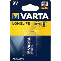 Батарейка Varta Longlife 9V (04122101411)