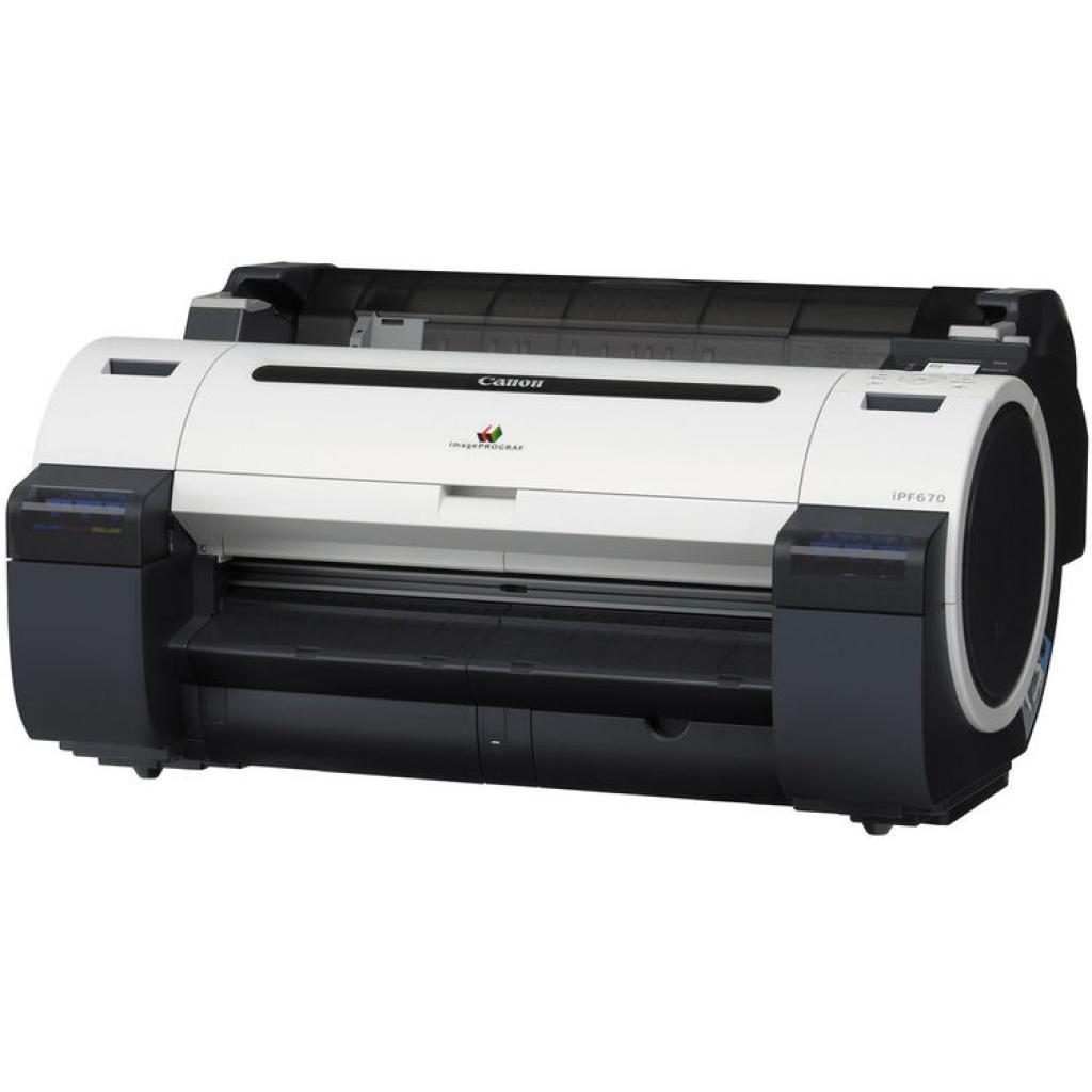 Принтер Canon iPF670 (9854B003)