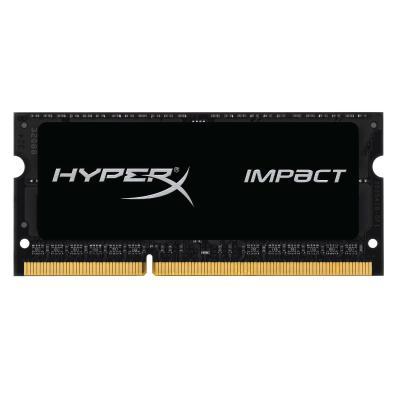 Модуль памяти для ноутбука SoDIMM DDR3L 8GB 1600 MHz HyperX Impact Kingston (HX316LS9IB/8)