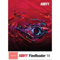 ПЗ для роботи з текстом ABBYY FineReader 14 Standard (ESD) for personal use (AB-10760)