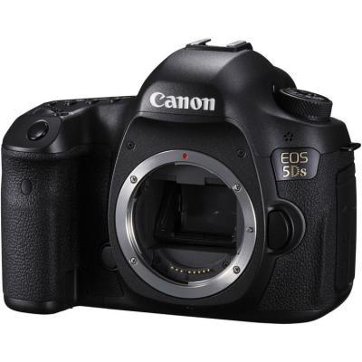 Цифровой фотоаппарат Canon EOS 5DS Body (0581C012)