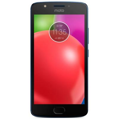 Мобильный телефон Motorola Moto E (XT1762) Oxford Blue (PA750032UA)
