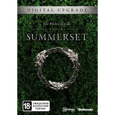 Игра Bethesda Softworks The Elder Scrolls Online: Summerset Digital Upgrade (оф.сайт