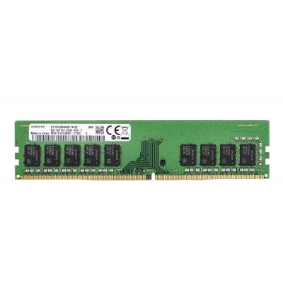 Модуль памяти для сервера DDR4 8Gb ECC UDIMM 2666MHz 1Rx8 1.2V CL19 Samsung (M391A1K43BB2-CTD)