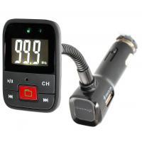 Автомобільний MP3-FM модулятор Grand-X CUFM29GRX Black (CUFM29GRX)